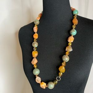 Jewelry - Stone necklace